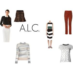 Brand Spotlight: A.L.C.