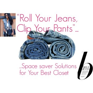 Roll Your Jeans