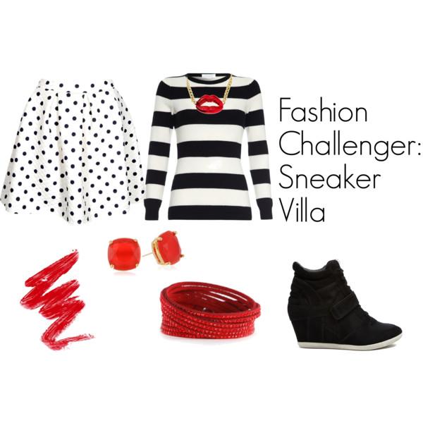 Fashion Challenger Sneaker Villa Confessions Of A Fashion Stylist