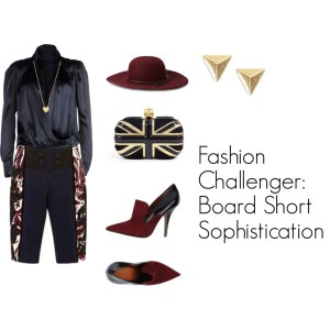Fashion Challenger - Board Short Sophistication