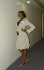 Fashion Stylist Tip - Business Suit